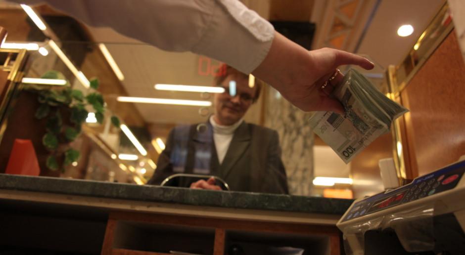 Kursy walut. Chwila ulgi dla złotego. Jak długa?