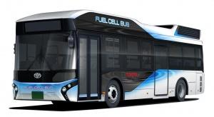 W 2017 r. Toyota rozpoczyna sprzedaż autobusów wodorowych