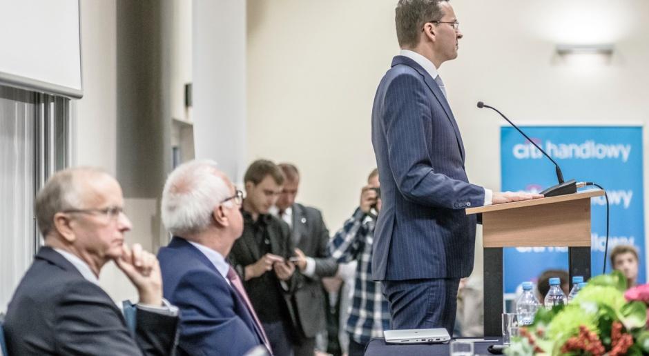 Morawiecki: nie można prowadzić polityki gospodarczej bez polityki społecznej