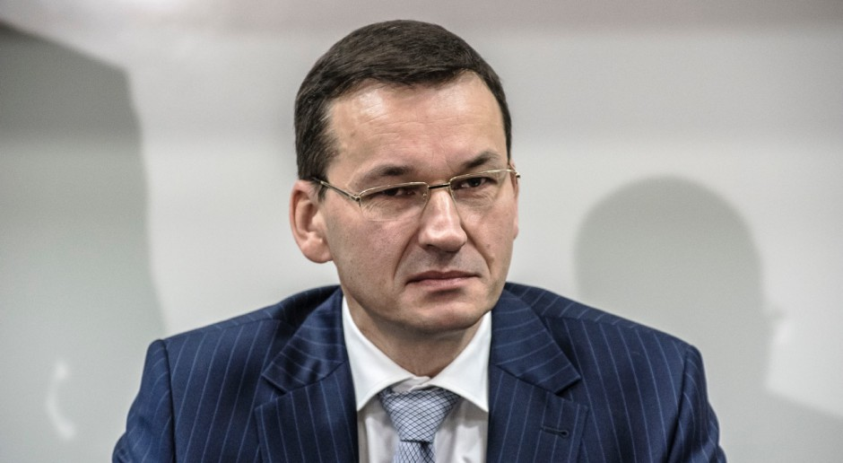 """""""Konstytucja biznesu"""" gotowa. Oto plany Morawieckiego"""