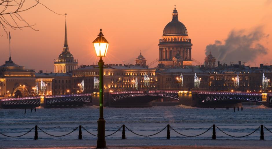 W Petersburgu zatrzymano 15 osób na akcji poparcia dla opozycji białoruskiej