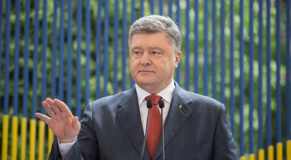 Petro Poroszenko: ustabilizowaliśmy sytuację gazową