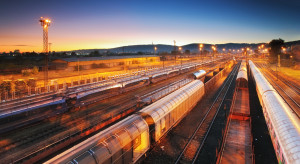 Wzrost przewozów cargo kolejowego w Rosji