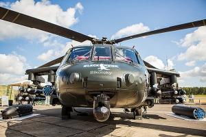 PZL Mielec oferuje Rumunii Black Hawki
