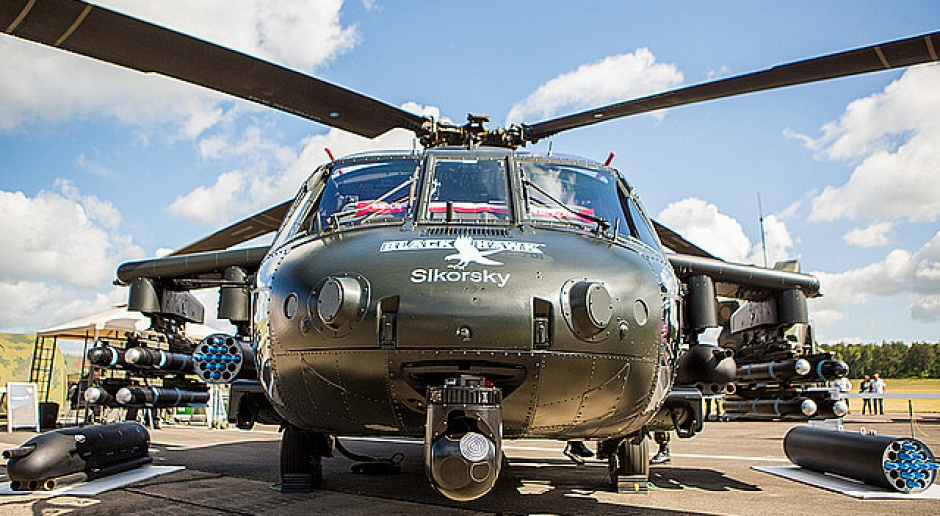 "Rząd kupi ""po cichu"" amerykańskie helikoptery"