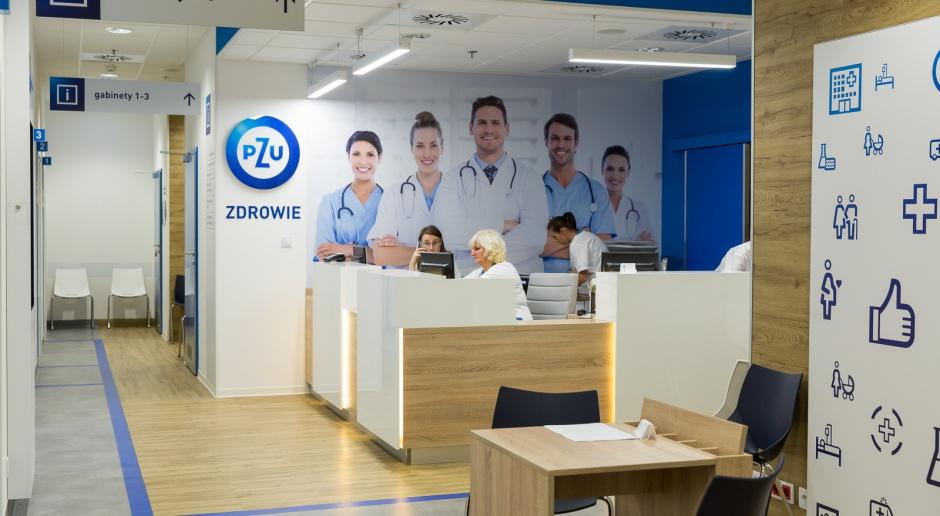 PZU Zdrowie: 40 własnych placówek do 2020 r.