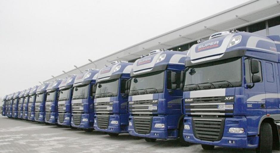 PZPM: 2,5 tys. nowych ciężarówek to dobry wynik