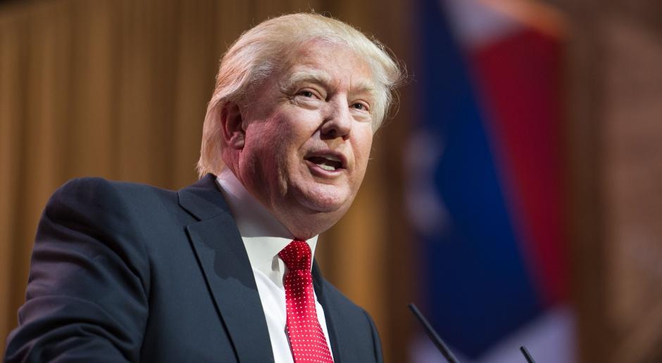 Donald Trump jedzie do Azji. W planie są też Chiny