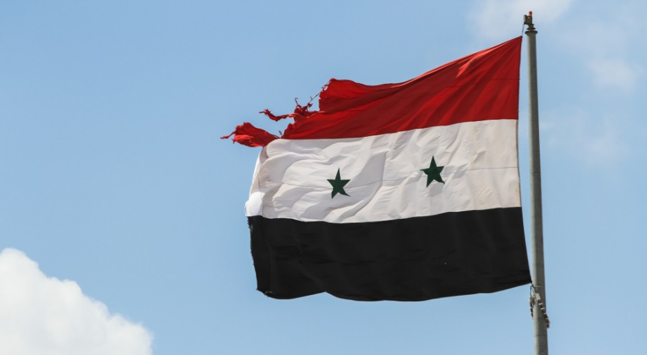 Resort finansów USA nałożył sankcje za dostarczanie ropy syryjskiemu rządowi