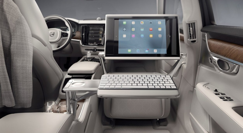 Volvo liczy na owocną współpracę z sektorem technologicznym