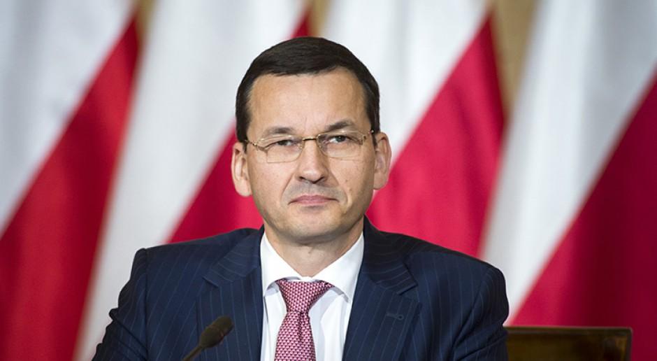Morawiecki: Polska ma być mniej zależna od kredytów zagranicznych