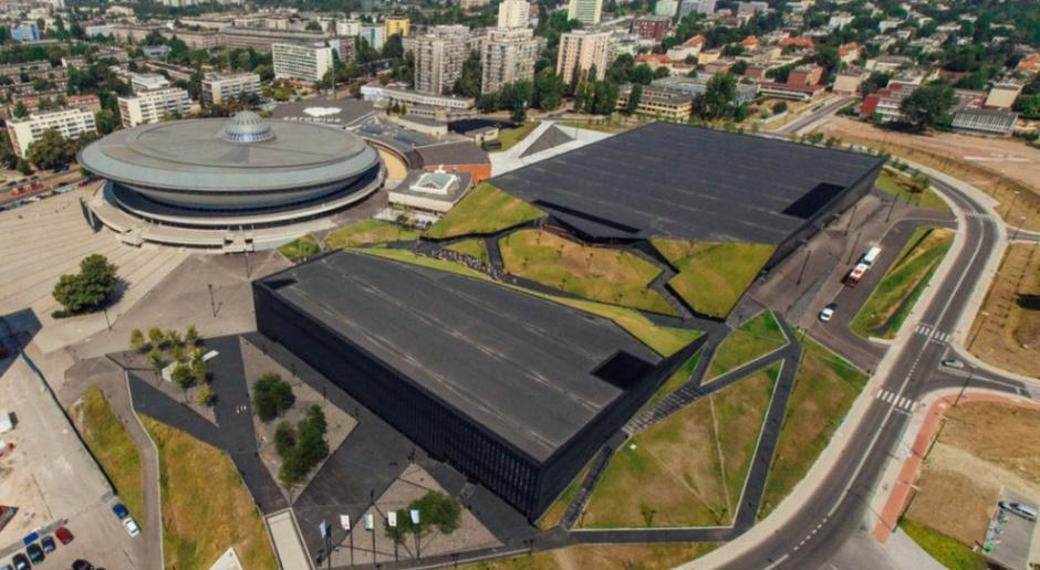 Międzynarodowe Centrum Kongresowe w Katowicach gościło targi Intarg