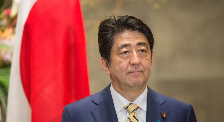 Premier Japonii zapowiada wysłanie wojsk na Bliski Wschód