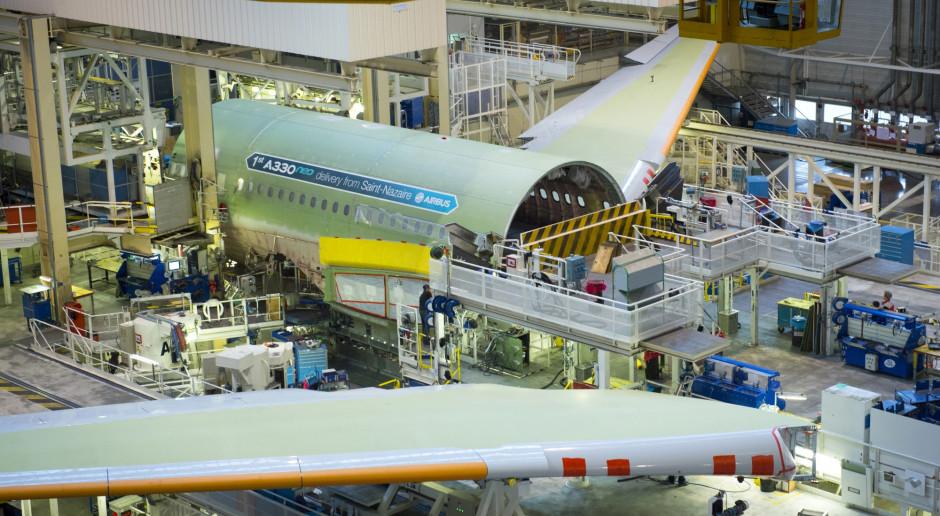 Airbus zamierza zlikwidować 15 tys. miejsc pracy