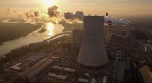 Co się dzieje na budowie bloku 1075 MW w Elektrowni Kozienice? Zobacz film