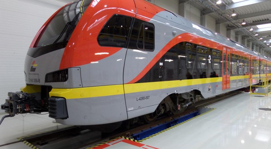 Ruszył przetarg na dostawę pociągów dla Łódzkiej Kolei Aglomeracyjnej