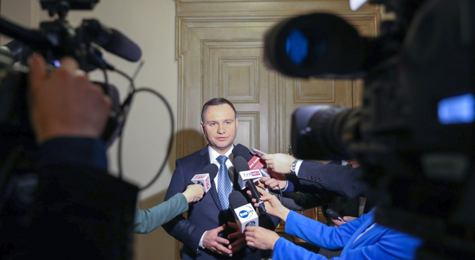 Prezydent: podpisałem budżet w pełnym przekonaniu, że został uchwalony prawidłowo