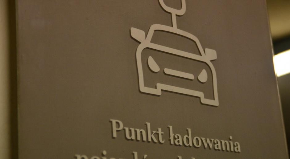 Co najmniej 50 ładowarek aut elektrycznych zainstaluje do końca roku gdyńska firma