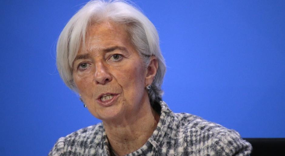 Lagarde, mimo sprawy przed sądem, wciąż ma zaufanie MFW