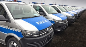 Transportery z Poznania dla wielkopolskiej policji