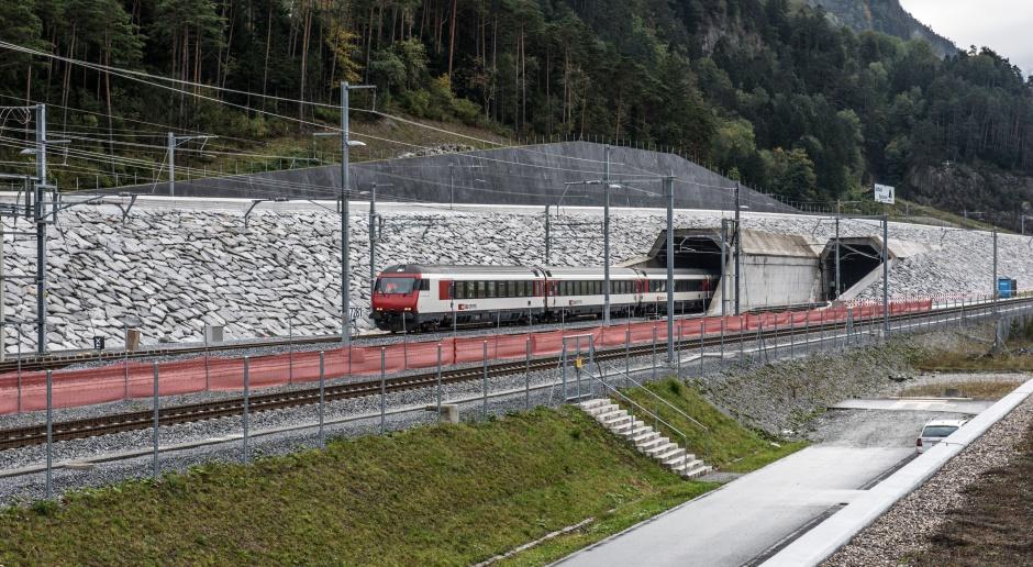 Czesi i Niemcy szykują się do budowy najdłuższego na północ od Alp tunelu kolejowego