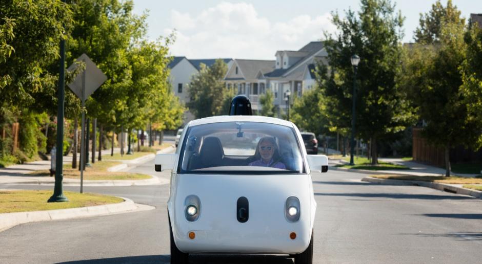 Waymo zastępuje Google w sferze autonomicznych aut