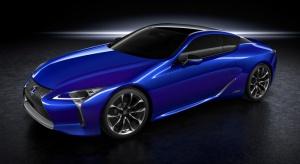 Lexus przed premierą nowego flagowca