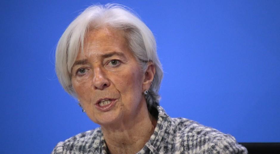 Christine Lagarde o cłach USA: wojny handlowe nie mają zwycięzców