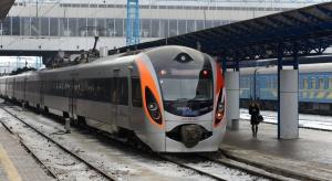 Rusza pociąg z Przemyśla do Kijowa