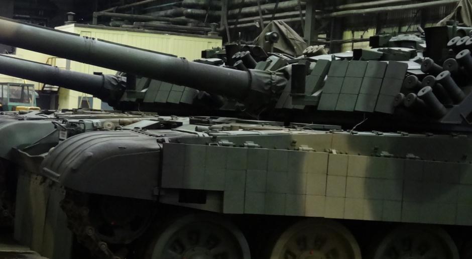 Czołgi T-72 idą do remontu za 1,75 mld zł