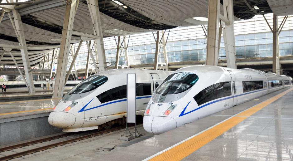 Chiny: koleje dużej prędkości sprzyjają ożywieniu regionów