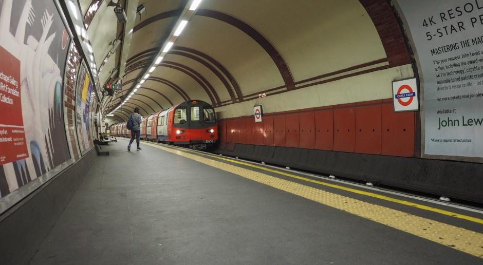 Przez koronawirusa Londyn zamknie nawet 40 stacji metra