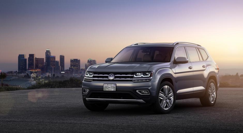 Nowości Volkswagena w Detroit