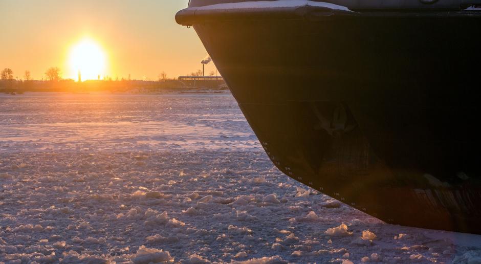 Rosjanie mają problem z lodołamaczami na Bałtyku