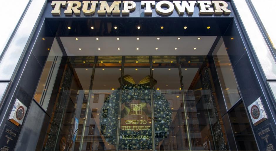 Ochrona Trumpa i jego rodziny kosztuje Nowy Jork ponad milion dol. dziennie