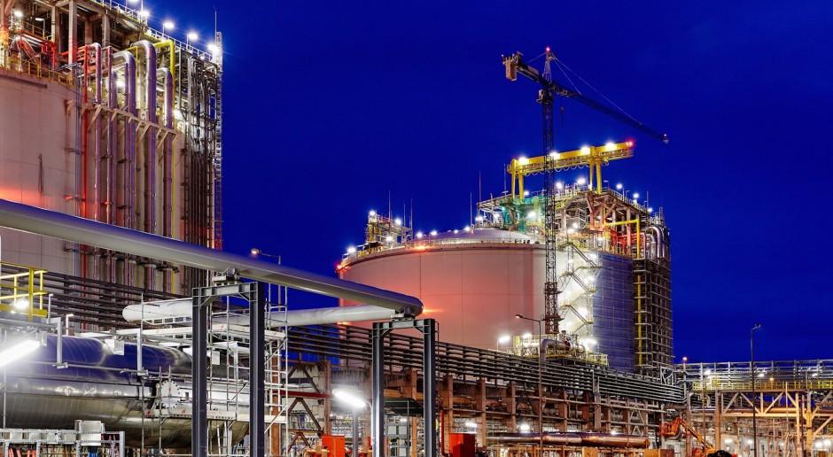Gazoport w Świnoujściu dostanie pieniądze z Unii na rozbudowę