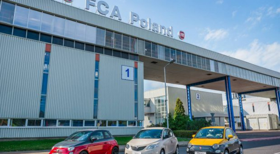 Tyska fabryka FCA przedłuża przerwę w produkcji