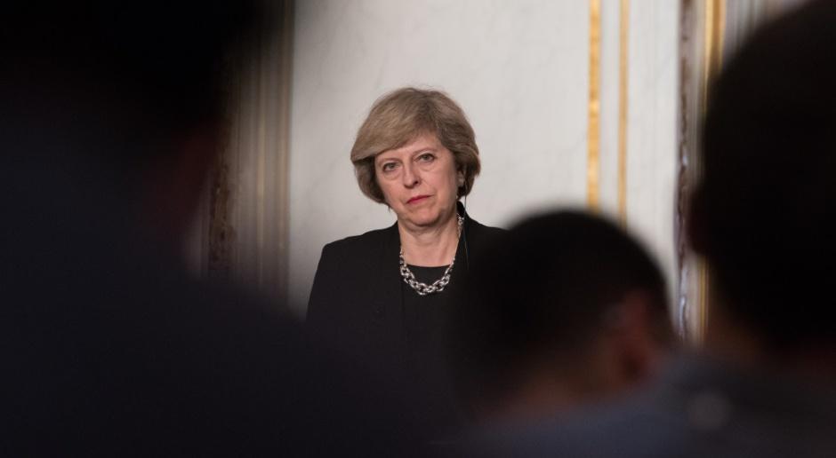 Porażka Theresy May w głosowaniu ws. Brexitu