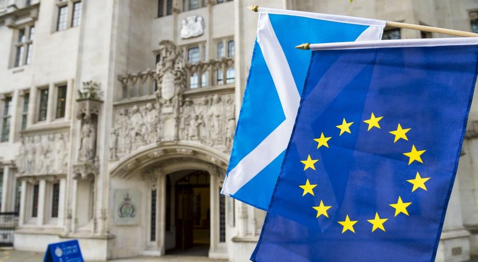 Parlament Szkocji za pozostaniem we wspólnym rynku UE