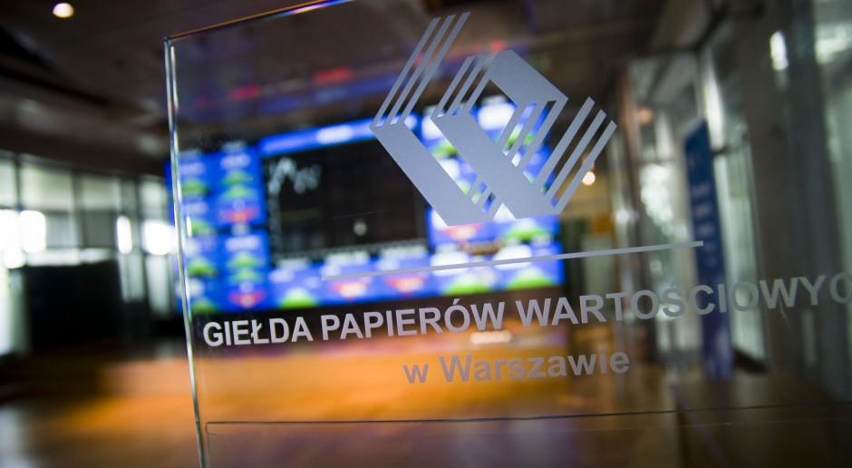Dobry dzień dla krajowych inwestorów - WIG20 najwyżej od 8 listopada
