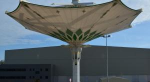 Mekka w cieniu parasoli o wysokości wieżowców