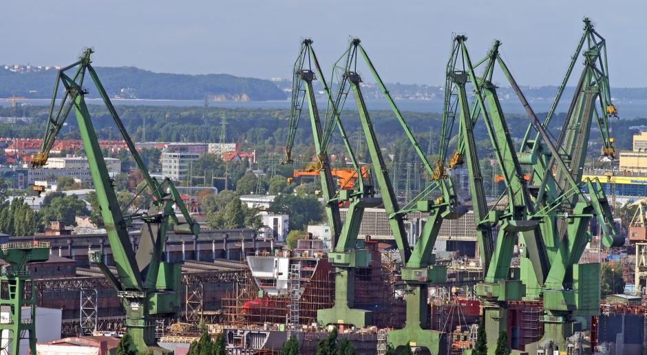 PFR rozmawia z Ukraińcami o przyszłości Stoczni Gdańskiej