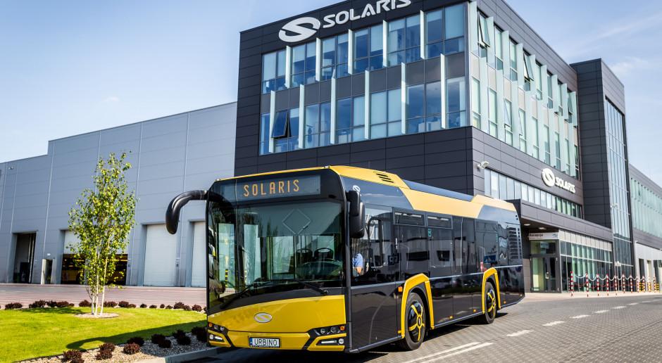 Pierwsze nowe Solarisy Urbino 10,5 znalazły nabywców