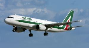 Alitalia zabierze tylko pasażerów z negatywnym wynikiem testu