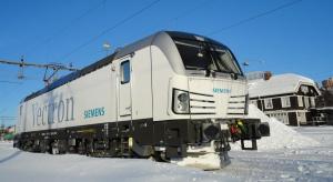 Siemens dostarczy do 200 lokomotyw Vectron dla ÖBB