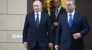 """Węgry stawiają na Nord Stream 2. """"To zła wiadomość dla Grupy Wyszehradzkiej"""""""