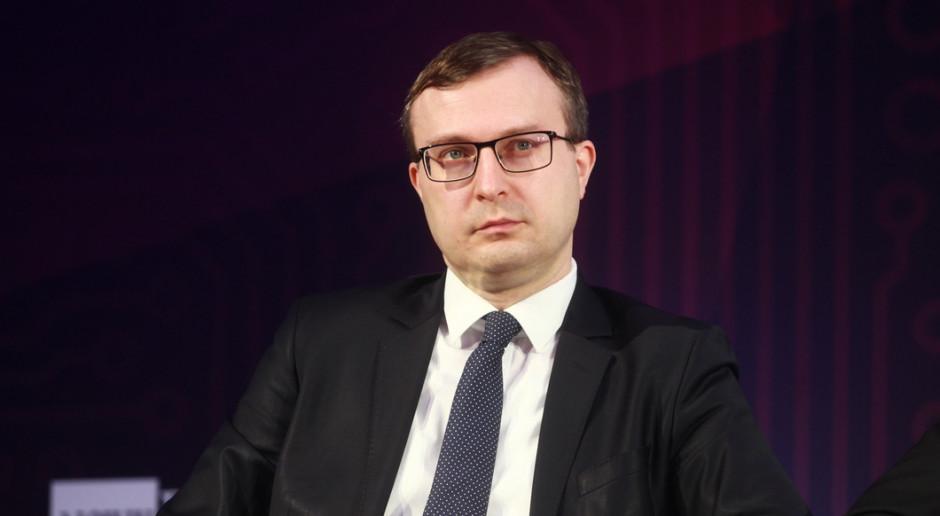 Paweł Borys, gość EEC 2017: ile w ciągu roku zrobił Polski Fundusz Rozwoju
