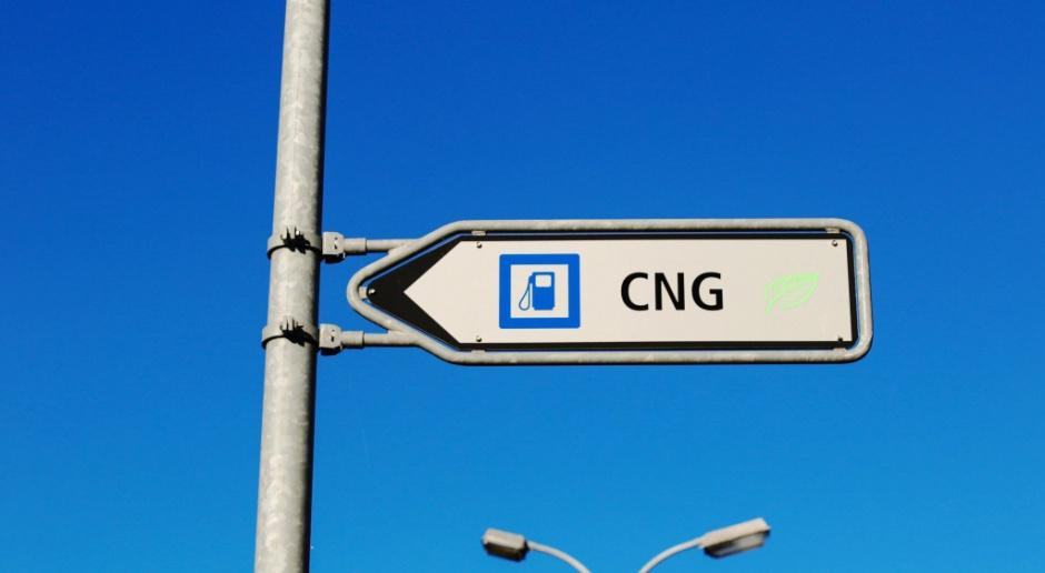 Rząd zajmie się akcyzą na gaz ziemny do silników
