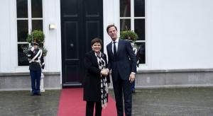 Premier Szydło: celem Polski i Holandii obrona rynku wewnętrznego