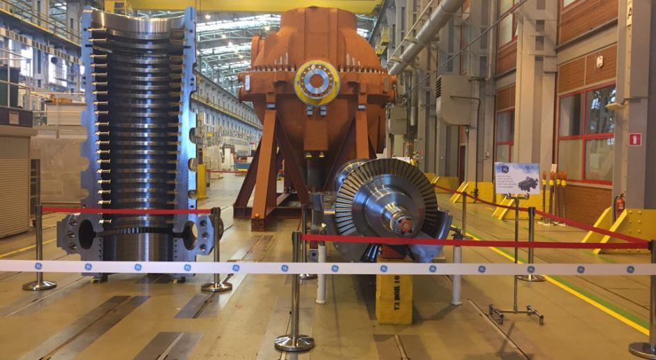 General Electric zwalnia w energetyce jądrowej i węglowej